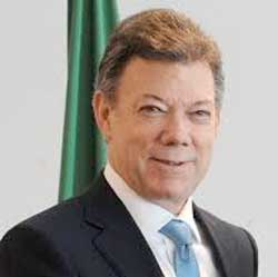 Colombia's President Juan Manuel Santos says his personal e-mail and FARC communications were illegally hacked to sabotage peace talks in the country. Image: Wikipedia
