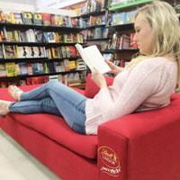 34 delivers ambient media Lindt zones for moms