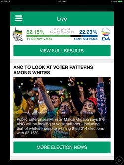 News24 breaks all records with Election 2014 coverage