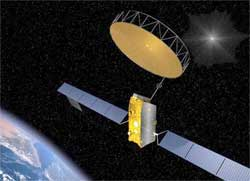 Inmarsat is to offer a free tracking service for all flights using its GPS satellite. Image: