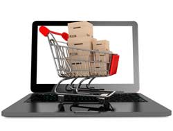 Online shopping in the US is likely to be worth US$294bn this year according to Forrester Research. Image: Doomu