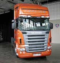 Volkswagen now owns 90% of the shares in Swedish truck company Scania. Image: Wikipedia