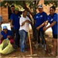 BMi Research gets gardening at the Ubuhle Day Care Centre