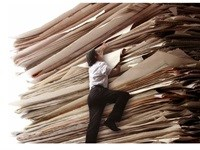 Paperless offices are safer and more efficient. Image