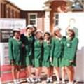 CityVarsity sponsors 'all girls' team in the Top Gear 'F1 in Schools Challenge'