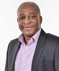 Sandile Nomvete is hoping to raise US$220m to fund additional acquisitions in Africa. Image: Delta Property Fund