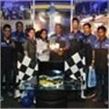 Damelin and CityVarsity sponsored teams scoop Top Gear awards