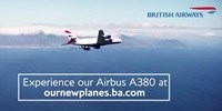 View new BA Cape Town ad, support children's charity