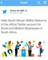 Using Twitter to grow your small and medium-sized business