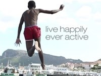 New Virgin Active ad surfs the waves
