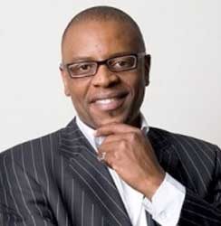 Renowed actor and broadcaster Eric Miyeni believes there is scope for growth of the film industry in South Africa. Image: