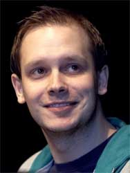 The Pirate Bay's Co-founder, Peter Sunde was arrested in Sweden over the weekend and will now have to serve his eight month sentence for copyright infringement. He had been on the run for two years. Image: Wikipedia