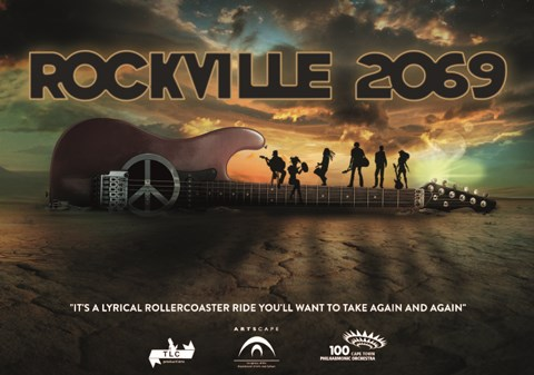 Rockville 2069 to have world première in Cape Town