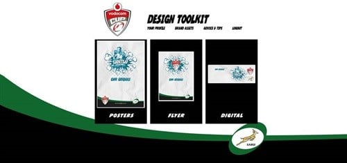 Reverse-engineering a brand strategy for the Vodacom Cup