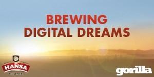 Hansa's Digital Now Brewed By Gorilla