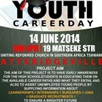 Career Day for Tshwane youth on 14 June