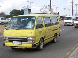 SA Taxi will no longer finance old taxis as these tend to be unreliable. Image: