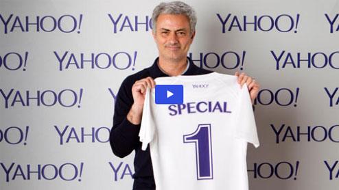 Exclusive interview with José Mourinho - Apurimac
