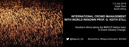 World leader in crowd management to host conference in South Africa - Magnum Events