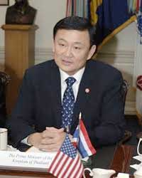 Ousted former premier Thaksin Shinawatra is living in exile in Dubai. Image: Wikipedia