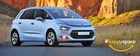New campaign for Citroën C4 Picasso