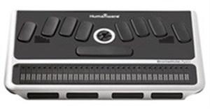 BrailleNote Apex computers revolutionises education