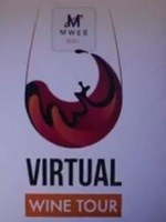 Festivalgoers enjoy a virtual tour through Cape Winelands
