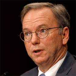 Google's Eric Schmidt says it is time for the USA and Cuba to settle political differences and stop the blockade and sanctions. Image: