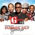 Celebrating the Vodacom Durban July weekend with the #GNation