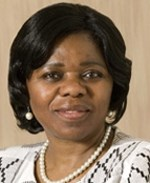 "The Public Protector... ""Surprised"" at Motsoeneng's appointment. (Image: GCIS)"
