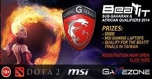 Enter the MSI Beat IT Dota 2 Africa Qualifiers competition