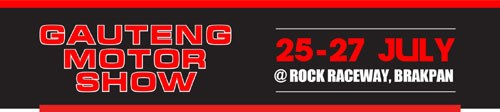 The final countdown to the 2014 Gauteng Motor Show