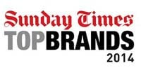 Sunday Times Top Brands conference, survey in August