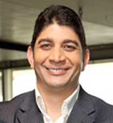 Shameel Joosub is bemoaning the fact that termination rates have been cut as this will force Vodacom to find new sources of revenue. Image: Vodacom
