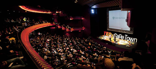 TEDxCapeTown's 2014 headline event, Design Your Thinking, kicks off next month at Cape Town City Hall
