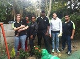 67 minutes for Mandela - On the Dot lends a helping hand