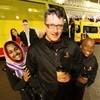 The East Coast Radio breakfast tour - One bus. Eight stops. Infinite fun.