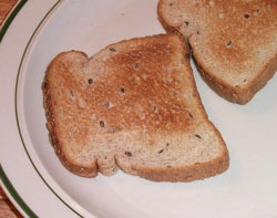 Toast burned over Oscar ad