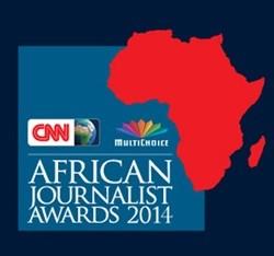 Finalists for CNN MultiChoice African Journalist Awards 2014