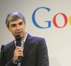 Google's Larry Page has confirmed that its Calico initiative for health and anti-ageing is going ahead and will provide guidance and advice on living longer. Image: