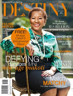 Meet Dr Anna Mokgokong and her R18bn-a-year empire!
