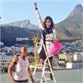 Katlego Maboe joins Ice Bucket Challenge in South Africa
