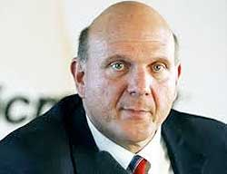 Microsoft's former Chief Executive Steve Ballmer has resigned from the board of directors and will focus on his basketball team bought last month for $2bn. Image: Microsoft