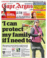(Image extracted from the Cape Argus website.