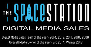 The SpaceStation, once again, takes top Digital Media Sales Team honours at MOST Awards