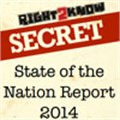Right2Know Campaign releases its 2014 'Secret State of the Nation' report