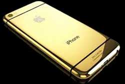 Apple's gold iPhone 6 is in high demand among Chinese and Japanese buyers. Image: