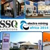 Electra Mining Africa 2014 and Africa Aerospace and Defence 2014 - SSQ Exhibitions