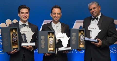 Winners of Southern African AABLA 2014 announced