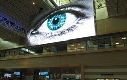 Provantage Media Group's Airport Ads launches VisioNet